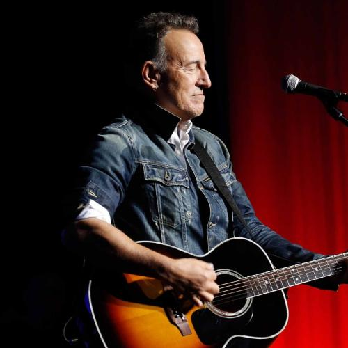 Springsteen Follows Up Album Announcement With New Single