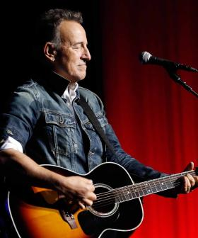Springsteen Says He'll 'See You On The Next Plane' To Australia If Trump Re-Elected
