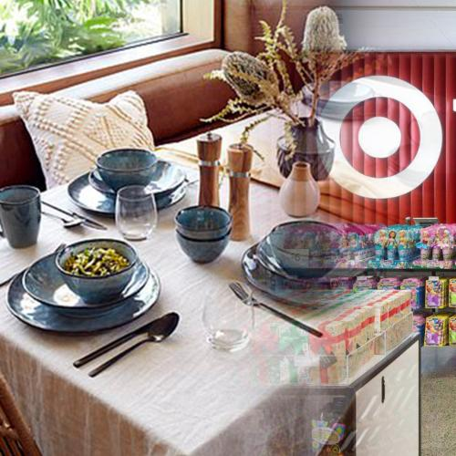 Target Launches New Homeware Range To Try And Take On Kmart