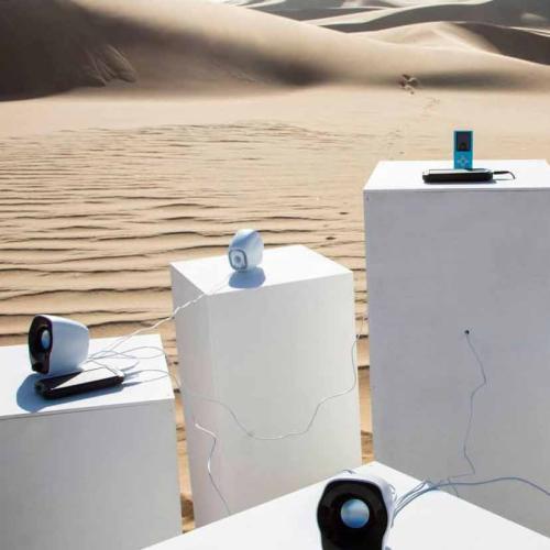 Artist To Play Toto's 'Africa' On Eternal Loop In Desert