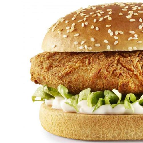 Kfc Is Launching A Vegan Chicken Burger