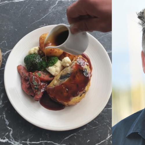 Gordon Ramsay's Restaurant Now Serves Vegan Sunday Roast