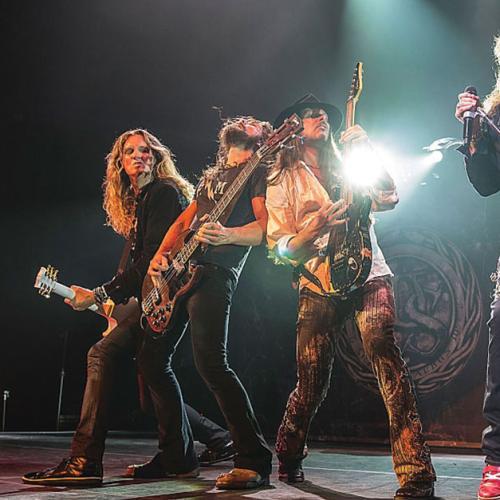 """Whitesnake Releases New Song """"Shut Up & Kiss Me"""""""
