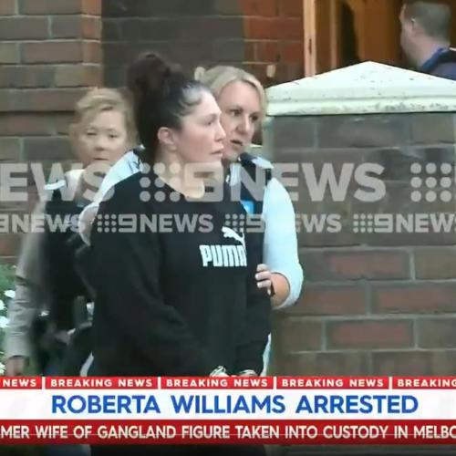 Roberta Williams Has Been Arrested In Melbourne
