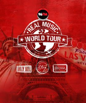 96FM's Real Music World Tour