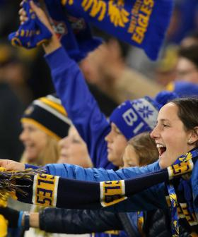 Extra Flights For Eagles Fans Heading To Melbourne For AFL Semi-Final