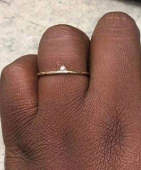 Woman Slams Fiancé For 'Tiny', 'Insulting' Engagement Ring