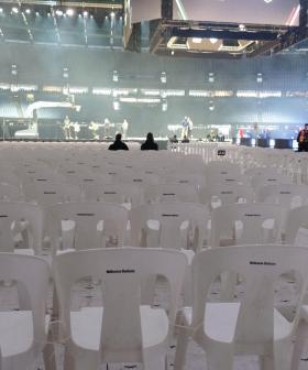 Fans Furious At Marvel Stadium's 'Terrible' $1500 Seats For Australia-USA Basketball Match