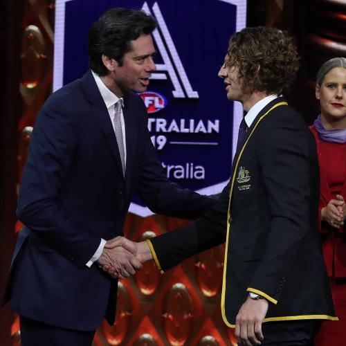 AFL Announces 2019 All Australian Team