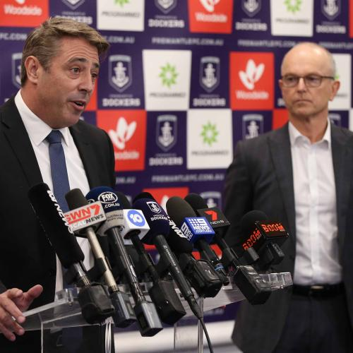 Dockers Axe Lyon, Rosich In Shock Decision