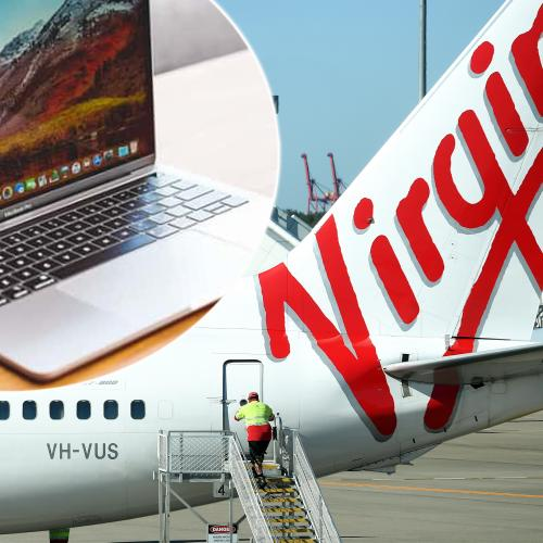 Virgin Australia Bans Apple MacBooks From Checked-In Luggage