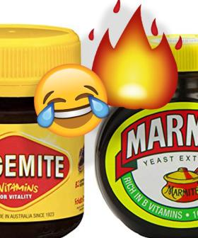 Marmite's Full Page Ad Has Just Straight-Up Ended Vegemite
