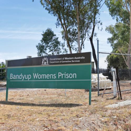 Fire Breaks Out At Perth's Bandyup Women's Prison