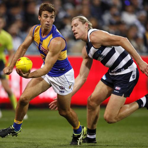 West Coast Eagles' Firepower A Worry For AFL Geelong Cats