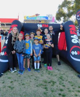 West Coast Eagles Open Day