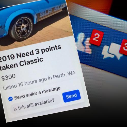 Perth Woman Offers Cash-For-Demerits On Facebook Marketplace