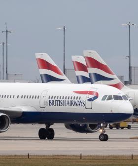 British Airways Pilot Strike Results In Flight Cancellations