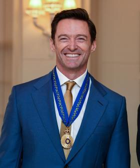 Hugh Jackman Awarded Order Of Australia Medal