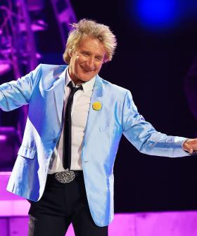 Rod Stewart Announces He's Now 'In The Clear' After Prostate Cancer Diagnosis