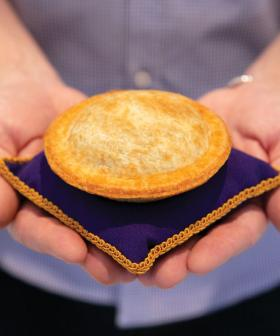 This WA Pie Has Been Officially Blessed By The Pope