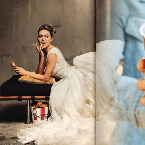 ATTENTION ENGAGED COUPLES: KFC Is Taking Applications To Plan Your Wedding For You