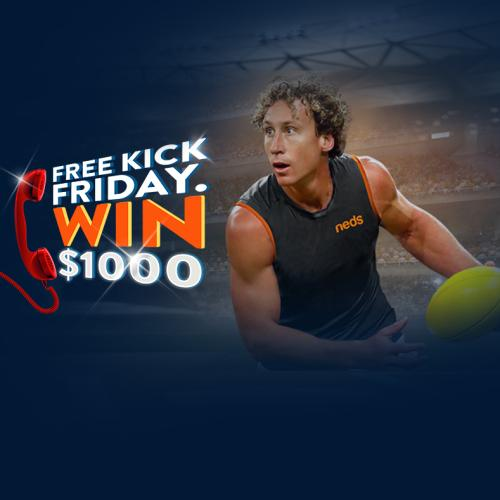 Win $1,000 And Get A Neds Legend On Your Side