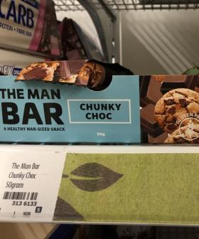 Coles Told To 'Get In The Sea' Over 'Sexist' Chocolate Bars