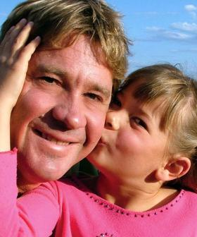 Bindi Irwin Pays Tribute To Her Late Dad On 13th Anniversary Of His Death