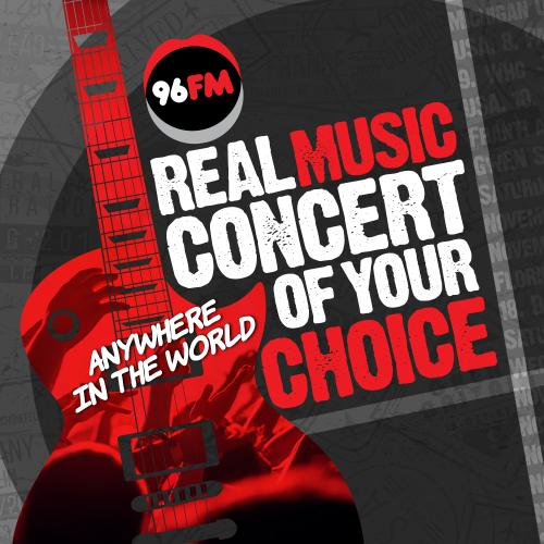 Check Out The 40 Real Music Concerts Of Your Choice...
