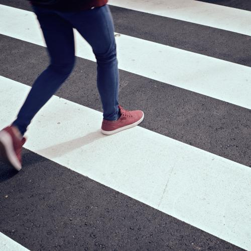 Fake Zebra Crossing In Perth To Be Removed... Locals Want It To Stay