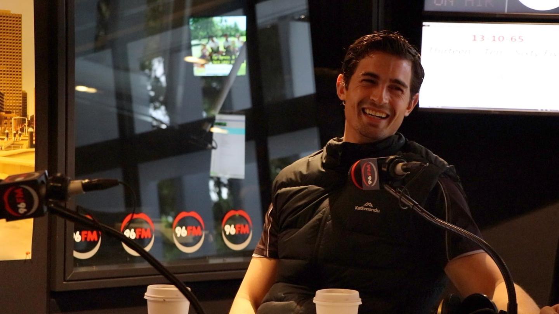 Frankie & Sebastian Galati talk Movember with Botica's Bunch