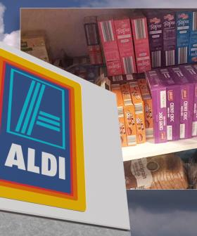 Aussies Rally Around Mum Dragged For Aldi Snack Haul By Posting Their 'Snack Shelves'