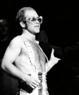 Elton John Rewrote Lyrics To 'Imagine' Just To Tease John Lennon