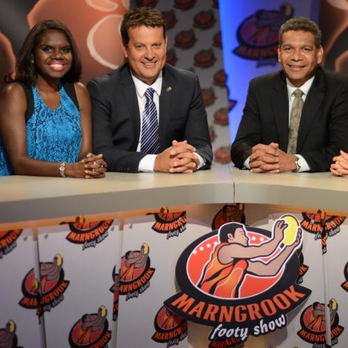 Another Footy Show AXED! 'Marngrook Footy Show' Won't Be Renewed