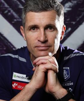 New Dockers Coach Hands Out Brownie Points