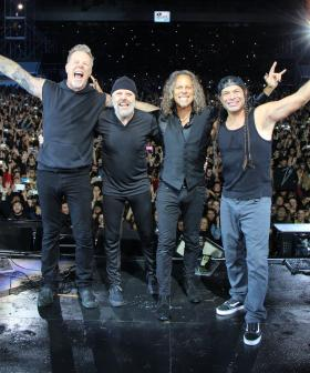 Metallica Has Begun Working On A New Album Remotely