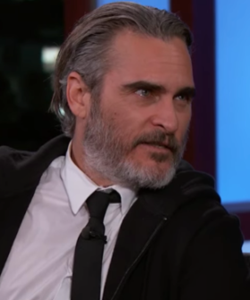 Joaquin Phoenix Humiliated On Live TV As Kimmel Airs Off-Screen Outburst