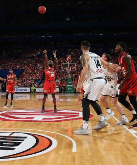 Perth Wildcats' White Breaks Melbourne United's Heart In NBL