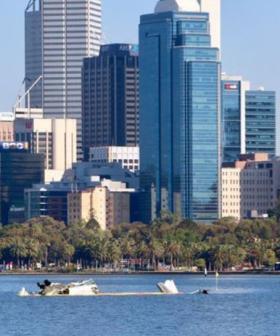 Pilot Error Caused Australia Day Fatal Plane Crash On Swan River