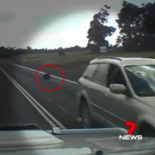 How A Yallingup Tradie 'Took Out' Alleged Bussell Highway Rock Thrower