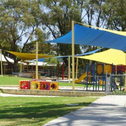 Perth School Uses Recess To Teach Students How To Play