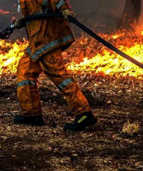 Bushfire Warning For Bullsbrook in Perth's North-East Downgraded