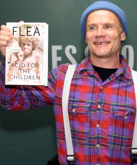 Why Flea Deliberately Left The 'Best Parts' Out Of His Memoir