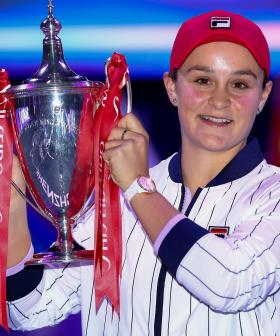 'A Few Beers On The Couch': Beers On Ash Barty As She Reflects On Crazy Year