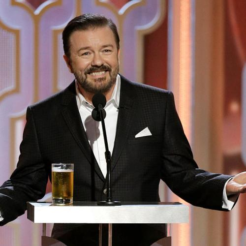 Look Out Hollywood! Ricky Gervais Is Hosting The Golden Globes In 2020
