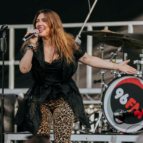 96FM Kicks Off Summer With Some Of Australia's Best Rock Acts