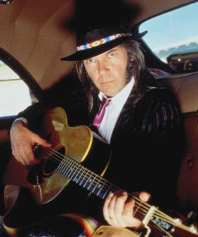 Neil Young's Honesty Over Marijuana Use May Cost Him Citizenship