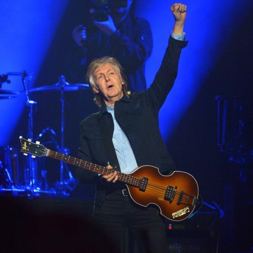 Paul McCartney To Headline 50th Anniversary Glastonbury Festival