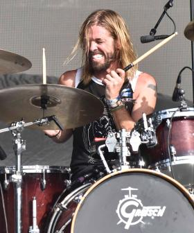 Foo Fighters' Drummer Teaches The Drums In Less Than 60 Seconds