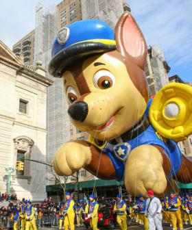 Despite Weather Worries, Balloons Fly In NYC Thanksgiving Parade